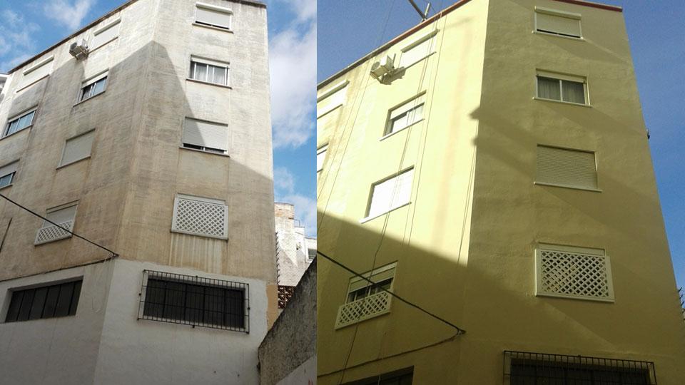 mantenimiento integral de edificio