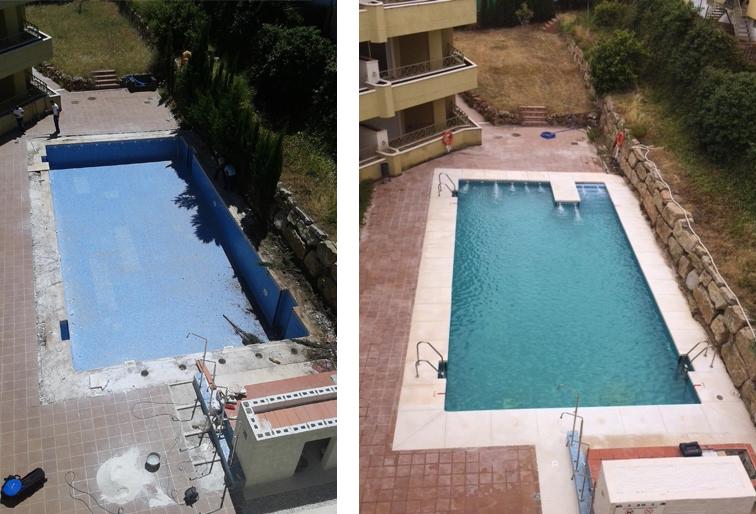 Hora de modernizar y adaptar piscinas