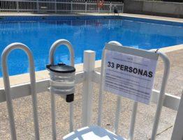 Desinfeccion Covid piscinas